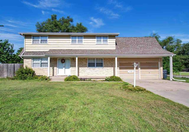 1101 S Paige St, Wichita, KS 67207 (MLS #569753) :: Wichita Real Estate Connection