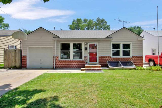 1832 S Estelle Ave, Wichita, KS 67211 (MLS #569756) :: Wichita Real Estate Connection