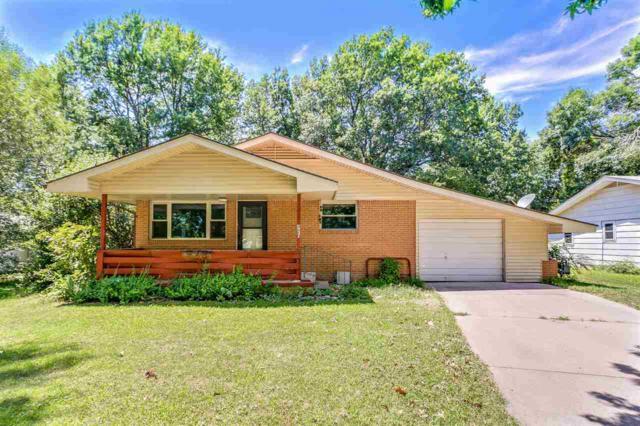 409 N Michigan St, Oxford, KS 67119 (MLS #569757) :: Wichita Real Estate Connection