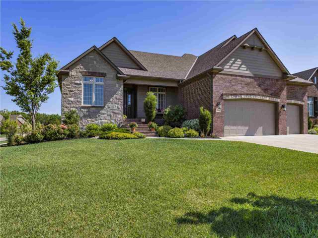 15212 E Sundance St, Wichita, KS 67230 (MLS #569773) :: Pinnacle Realty Group