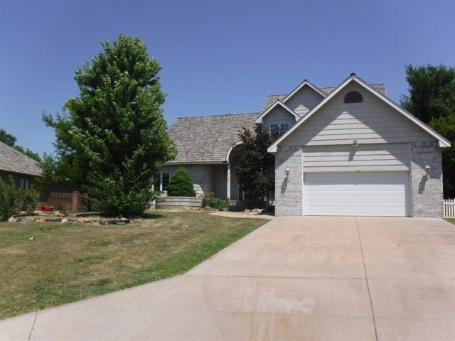 2012 Windsong Way, Dodge City, KS 67801 (MLS #569825) :: On The Move