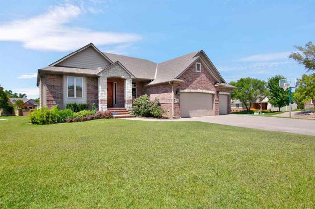 12610 E Zimmerly St, Wichita, KS 67207 (MLS #569834) :: Lange Real Estate