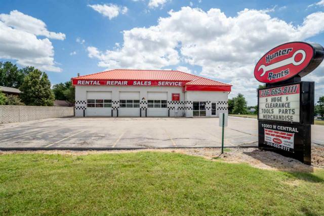10303 W Central Ave, Wichita, KS 67212 (MLS #569848) :: Lange Real Estate