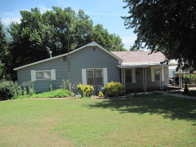 515 N Franklin Ave, Anthony, KS 67003 (MLS #569849) :: Lange Real Estate