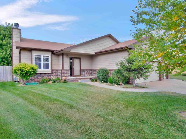 1648 E Winterset St, Goddard, KS 67052 (MLS #569939) :: Lange Real Estate