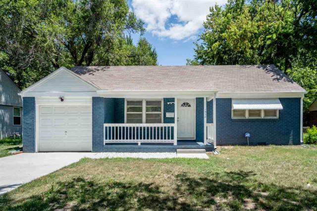 1538 N Terrace Dr, Wichita, KS 67208 (MLS #570022) :: Pinnacle Realty Group
