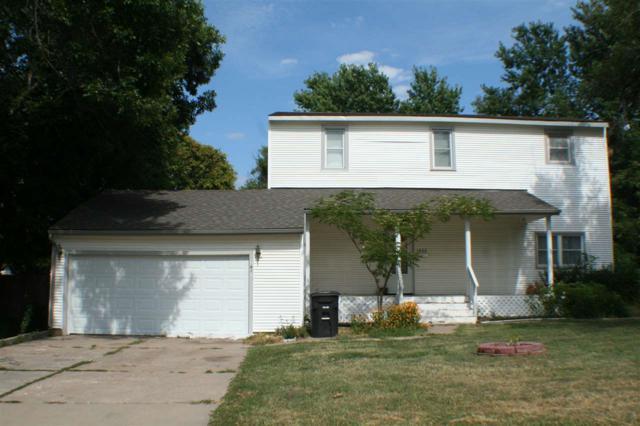 1622 Socony St, Augusta, KS 67010 (MLS #570061) :: On The Move