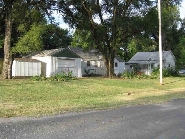 109 E 2nd, Douglass, KS 67039 (MLS #570081) :: On The Move