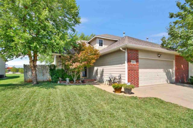1131 N Fontenelle Dr, Derby, KS 67037 (MLS #570110) :: On The Move