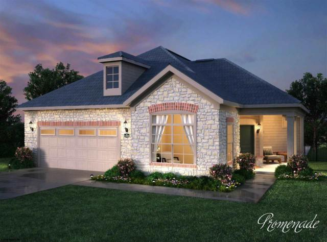 1302 S Angela St Promenade Model, Wichita, KS 67235 (MLS #570165) :: Pinnacle Realty Group