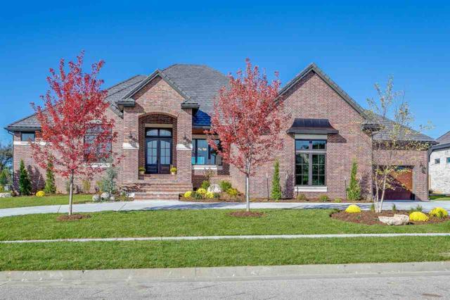 2126 N Clear Creek, Wichita, KS 67230 (MLS #570198) :: Lange Real Estate
