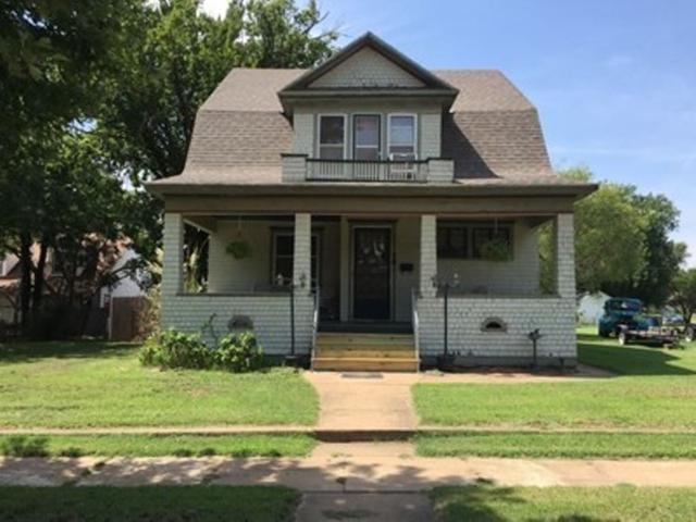 416 N Anthony Ave, Anthony, KS 67003 (MLS #570230) :: On The Move