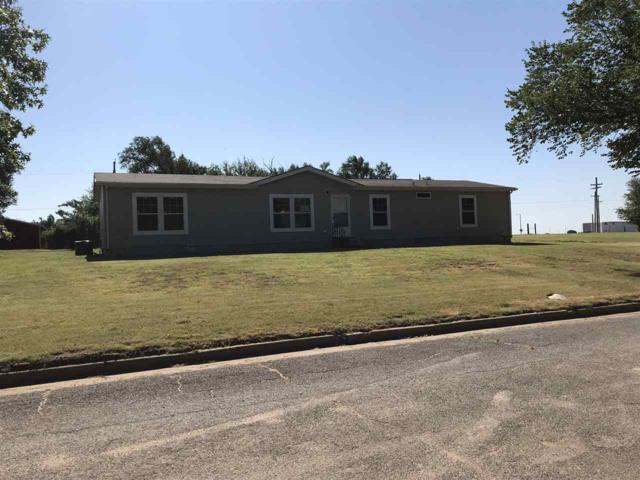 525 S Lincoln, Anthony, KS 67003 (MLS #570272) :: Lange Real Estate