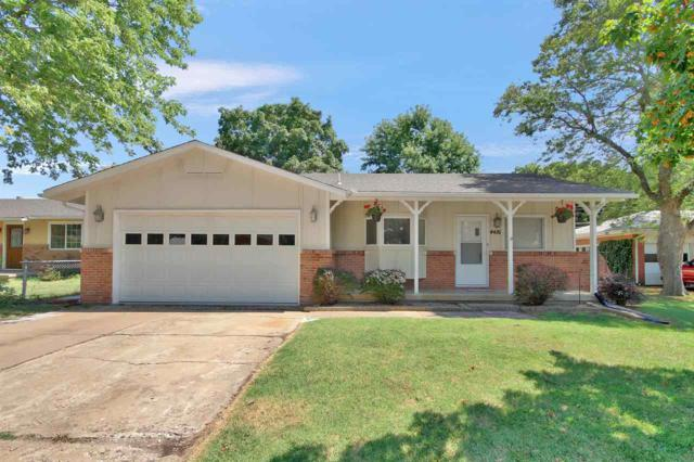 4416 Gunnison St, Bel Aire, KS 67220 (MLS #570275) :: Wichita Real Estate Connection