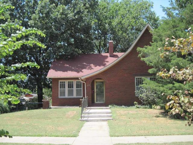 210 N Bluff Ave, Anthony, KS 67003 (MLS #570276) :: Pinnacle Realty Group