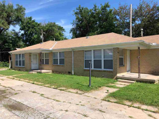 4918 E Morris St, Wichita, KS 67218 (MLS #570278) :: Pinnacle Realty Group