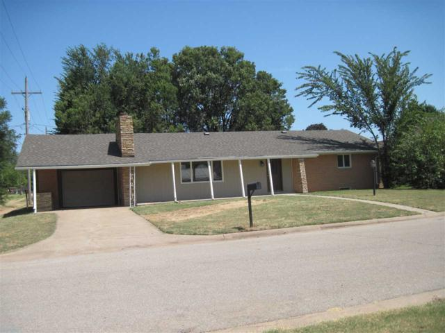 515 E Walnut, Anthony, KS 67003 (MLS #570281) :: Lange Real Estate
