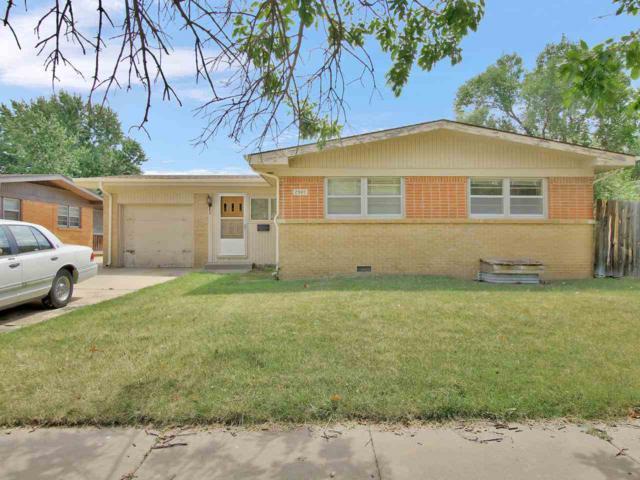 2940 S Euclid Ave., Wichita, KS 67217 (MLS #570336) :: On The Move