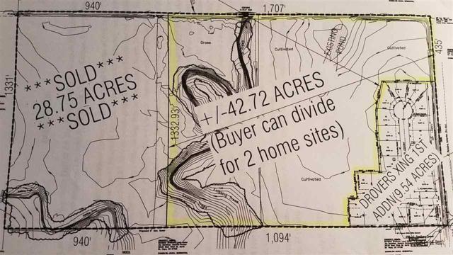 00000 W 109th St N 42 .72Ac  in N , Mount Hope, KS 67108 (MLS #570356) :: Graham Realtors