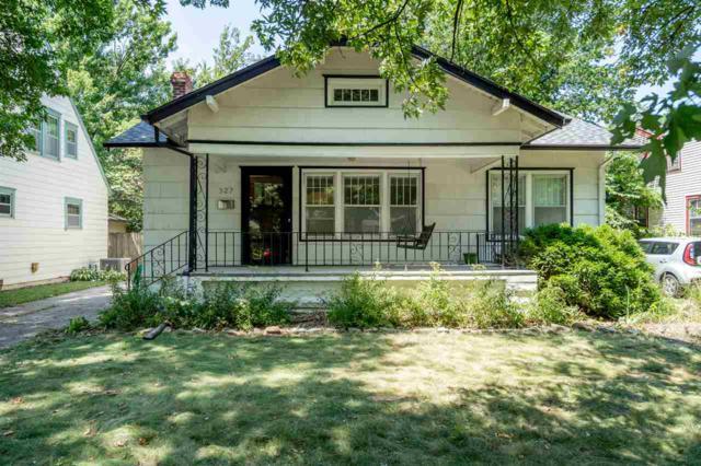 527 N Crestway, Wichita, KS 67208 (MLS #570394) :: Pinnacle Realty Group