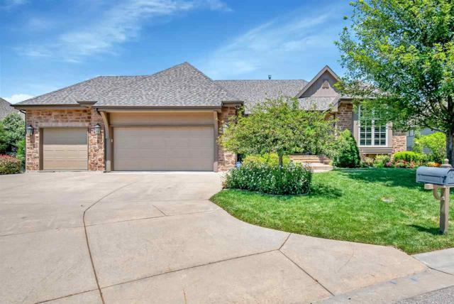 2284 N Williamsgate, Wichita, KS 67228 (MLS #570401) :: On The Move