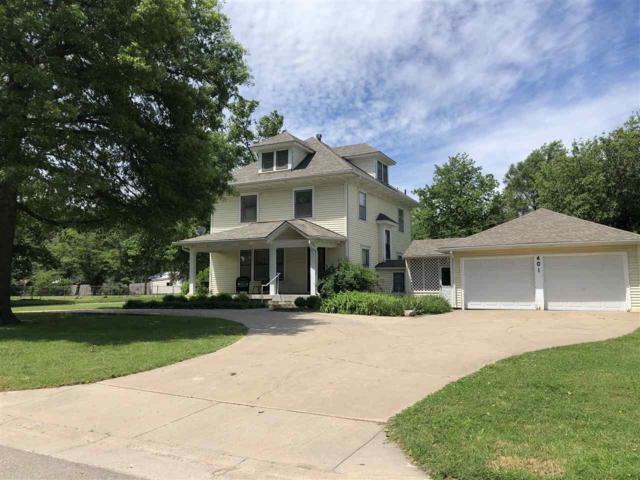 401 N Pine St, Goddard, KS 67052 (MLS #570411) :: Wichita Real Estate Connection