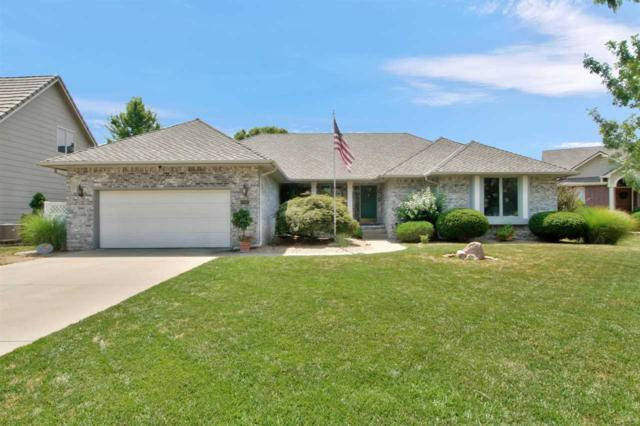 7805 W Quail Run Cir, Wichita, KS 67205 (MLS #570419) :: Pinnacle Realty Group
