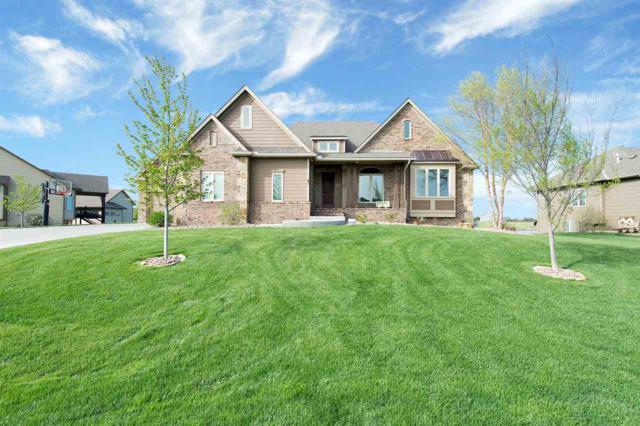 2120 N Clearstone St, Goddard, KS 67052 (MLS #570424) :: Wichita Real Estate Connection