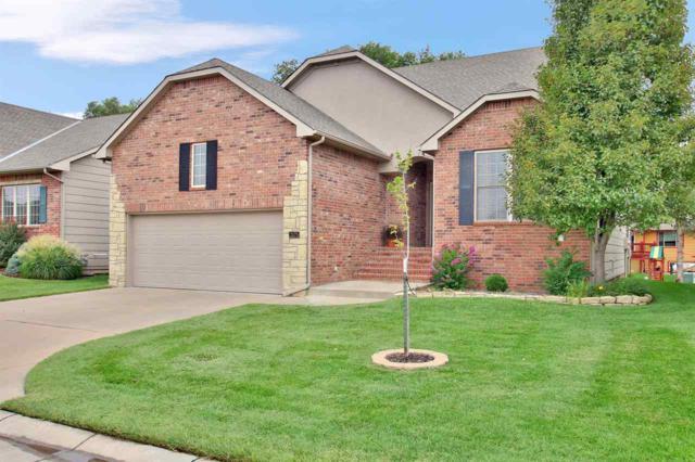 3175 N Lake Ridge Ct, Wichita, KS 67205 (MLS #570493) :: Pinnacle Realty Group