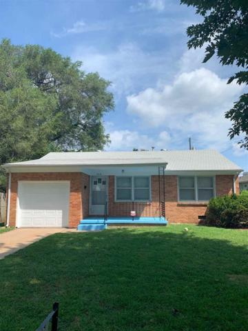 3418 E Osie, Wichita, KS 67218 (MLS #570520) :: Pinnacle Realty Group