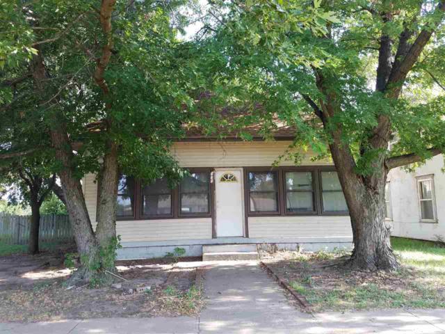 115 W Garfield St, Argonia, KS 67004 (MLS #570526) :: Pinnacle Realty Group