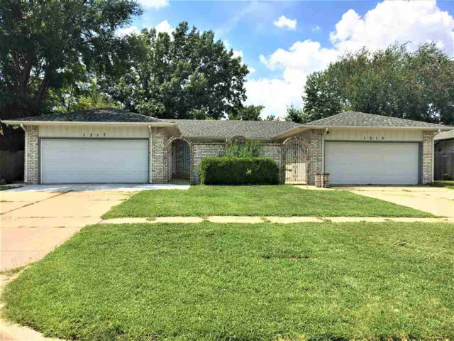 1215 S Governeour Rd 1217 S Governeo, Wichita, KS 67207 (MLS #570528) :: Pinnacle Realty Group