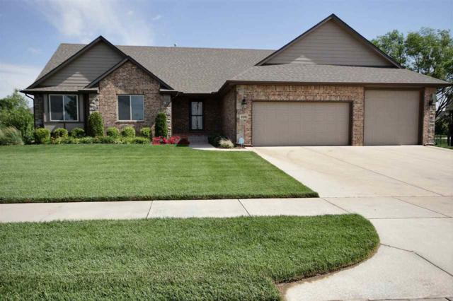 9310 W Moss Rose St, Maize, KS 67101 (MLS #570534) :: Lange Real Estate