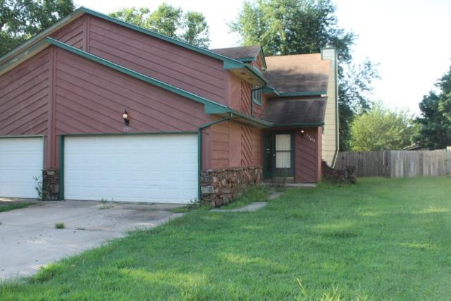 1707 E Pinion, Derby, KS 67037 (MLS #570545) :: Pinnacle Realty Group