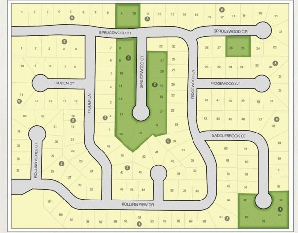 Lot 10 Block A, Park City, KS 67147 (MLS #570591) :: On The Move
