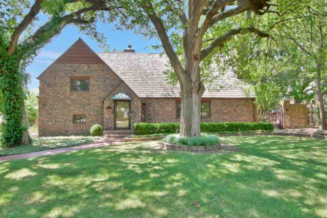 315 N Crestway St, Wichita, KS 67208 (MLS #570594) :: Pinnacle Realty Group