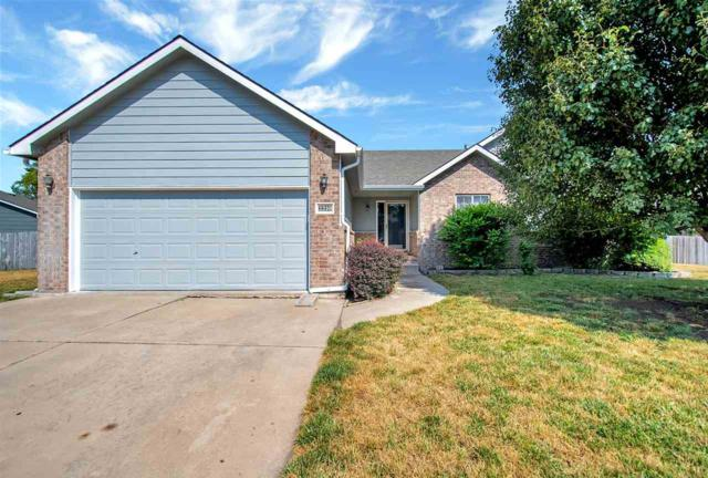 2210 E Eastridge St, Goddard, KS 67052 (MLS #570618) :: Wichita Real Estate Connection