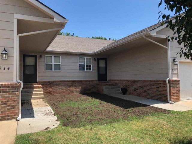932/934 N Cedar Point Cir, Rose Hill, KS 67133 (MLS #570665) :: Pinnacle Realty Group
