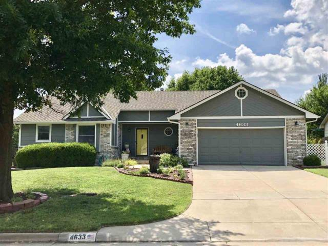 4633 Farmstead St, Bel Aire, KS 67220 (MLS #570686) :: Wichita Real Estate Connection