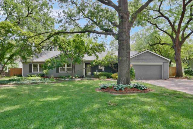 21 E Huntington St, Eastborough, KS 67206 (MLS #570688) :: Wichita Real Estate Connection