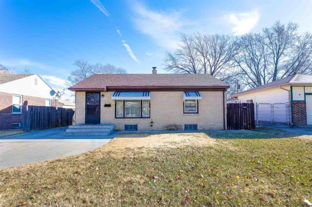 2638 N Hood Ave, Wichita, KS 67204 (MLS #570692) :: On The Move