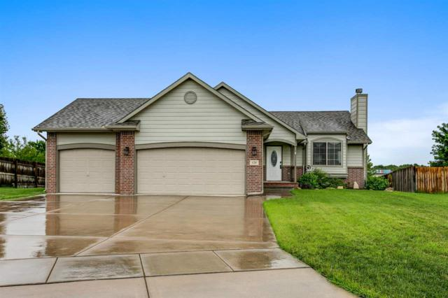 128 W Harmony, Rose Hill, KS 67133 (MLS #570744) :: On The Move