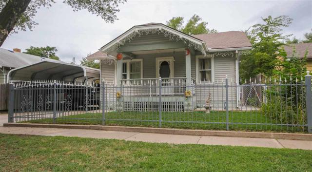 2527 N Rosenthal, Wichita, KS 67204 (MLS #570749) :: On The Move