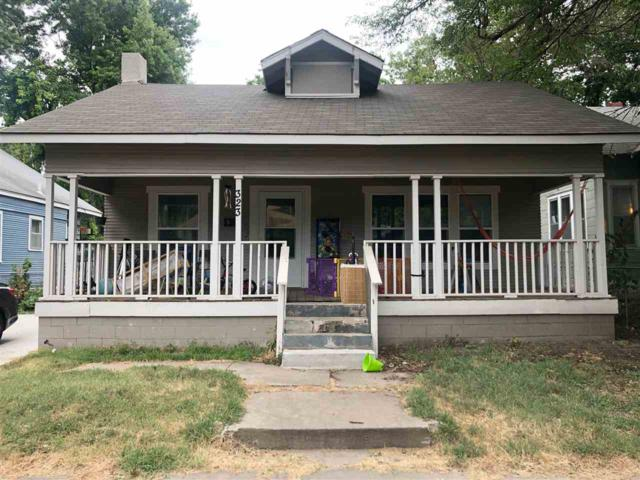 323 N Green St, Wichita, KS 67214 (MLS #570763) :: Pinnacle Realty Group
