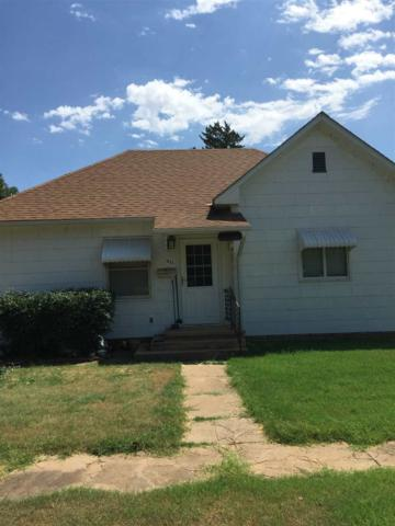 411 S Franklin Ave, Anthony, KS 67003 (MLS #570825) :: Lange Real Estate