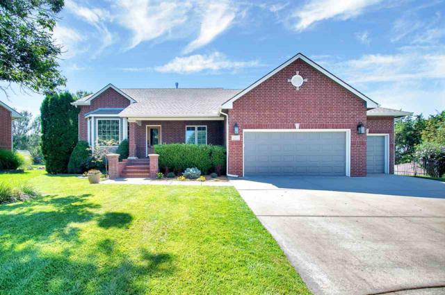 543 Homestead Ct, Colwich, KS 67030 (MLS #570851) :: Graham Realtors