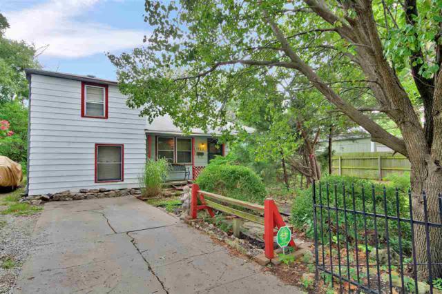 1732 S Edgemoor St, Wichita, KS 67218 (MLS #570853) :: Pinnacle Realty Group