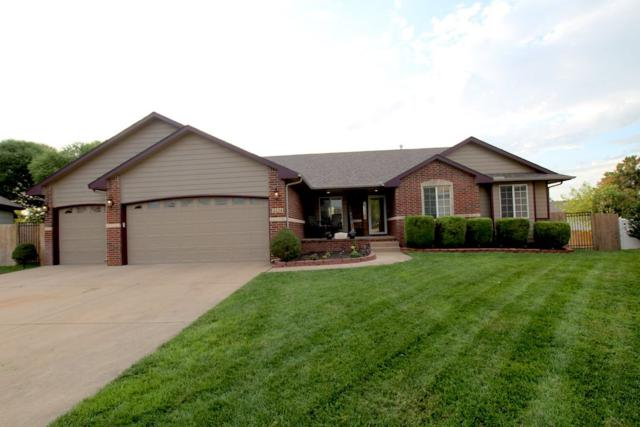 2234 E Eastridge Ct, Goddard, KS 67052 (MLS #570860) :: Wichita Real Estate Connection