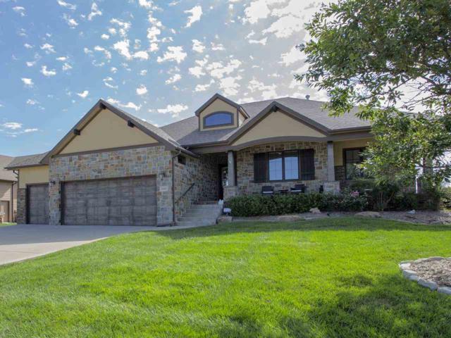 4860 N Indian Oak St, Bel Aire, KS 67226 (MLS #570881) :: Pinnacle Realty Group