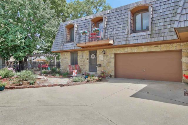 820 N Amidon, Wichita, KS 67203 (MLS #570902) :: Wichita Real Estate Connection
